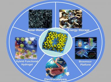 Multifunctional Hydrogels for Energy & Water Sustainability