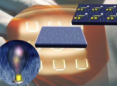 Self-assembly of Nanostructures for Energy & Bioelectronics