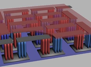 Novel Nanostructured Materials for Efficient Energy Conversion
